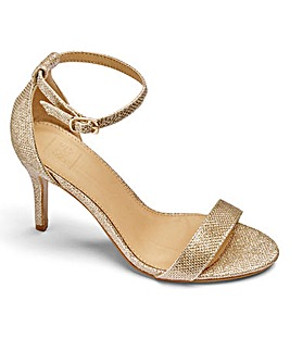 Sole Diva Barely There Sandals E Fit