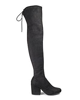 Sole Diva Irina Boots Super Curvy EEE
