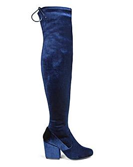Sole Diva Irina Boots Standard EEE Fit