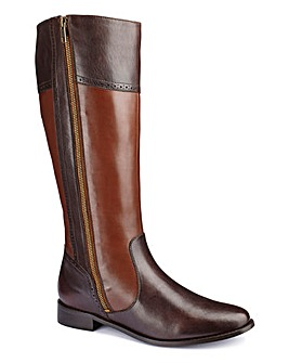 Legroom High Leg Boots E Fit Standard