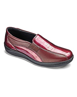 Padders Slip On Shoes E Fit