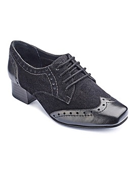 Orthopedic Lace Shoes EE Fit