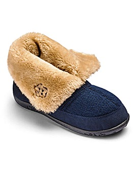 Padders Slipper Boots E Fit