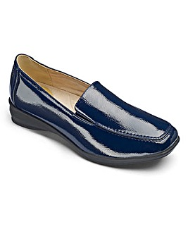 Dr Keller Twin Gusset Shoes E Fit