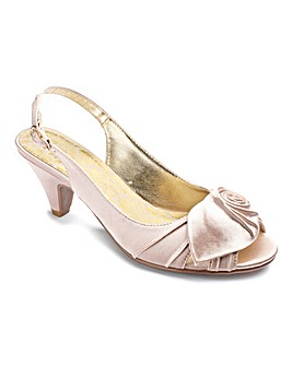 Joanna Hope Slingback Shoes EEE Fit