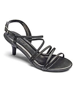 Heavenly Soles Occasion Shoes D/E Fit