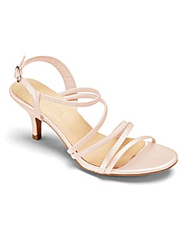 Heavenly Soles Occasion Shoes D/E Fit