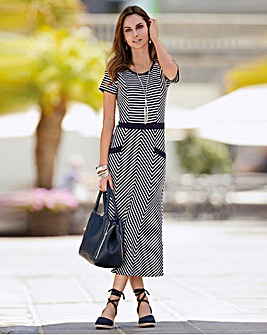 Together Stripe Dress