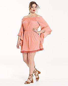 AX Paris Off The Shoulder Dress