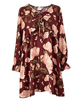Junarose Floral Dress