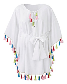 AX Paris Tassel Trim Dress