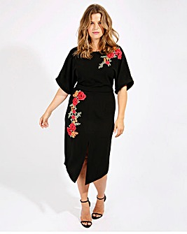 Lovedrobe Wiggle Dress