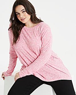 Junarose Pink Pullover