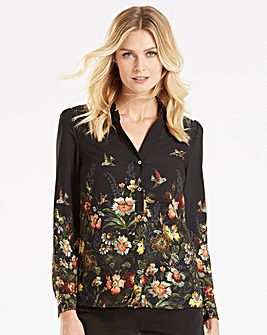 Oasis Curve Rosetti Placement Shirt