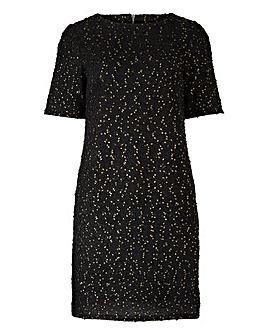 Oasis Curve Sparkle Shift Dress