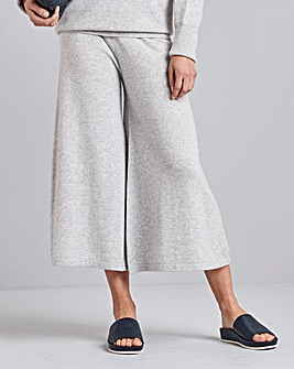 Concept Cashmere Blend Knitted Culottes