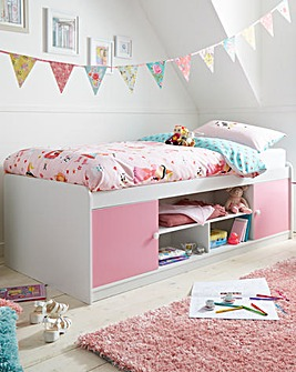 Melody Cabin Bed With Mattress