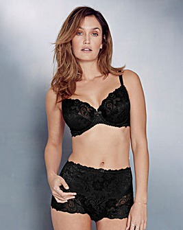Gossard Gypsy Black Balcony Bra