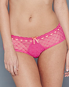 Curvy Kate Portia Fuschia Shorts