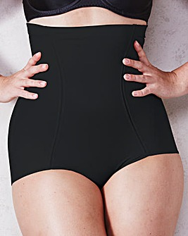 Maidenform Power Slimmers Black Briefs