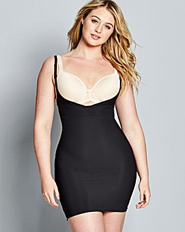 Maidenform InchesOff Black FullSlip
