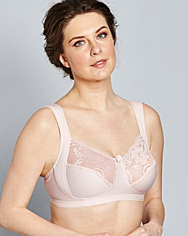 Miss Mary Non Wired Bra Pink