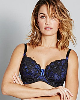 Pour Moi Amour Full Cup Midnight/Blk Bra