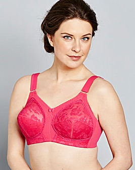 Triumph Doreen Non Wired Bright Pink Bra