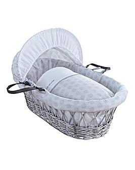 Clair De Lune Speckles Moses Baskets