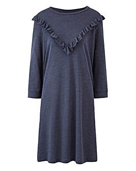 Junarose Front Frill Dress
