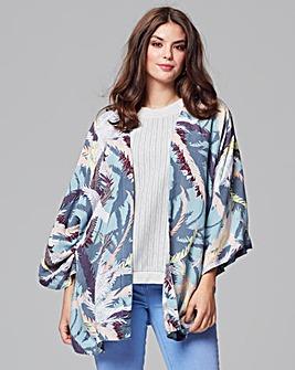 Junarose Printed Kimono