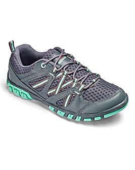 Ladies Snowdonia Walking Shoes E Fit
