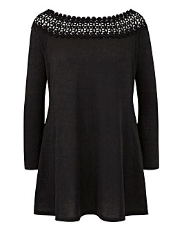 AX Paris Bardot Tunic