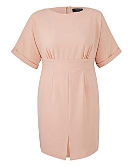 Closet Split Front Wiggle Dress