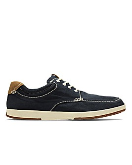 Clarks Norwin Vibe Shoes G fitting