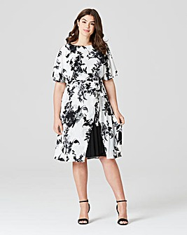 Coast Lewes Printed Elina Dress