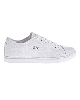 Lacoste Showcourt Ladies Trainers