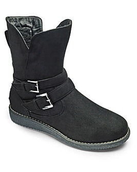 Gumtree Buckle Boots E Fit