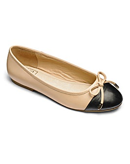 Sole Diva Ballerinas E Fit