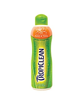 Tropiclean OptiNeem Flea/Tick Shampoo