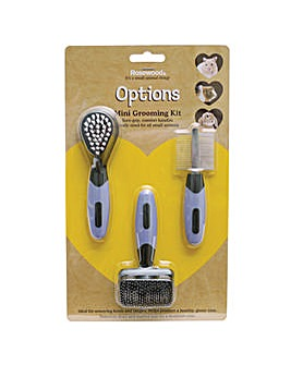 Options Small Animal Mini Grooming Set