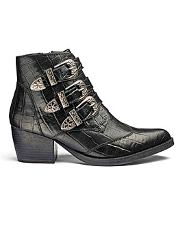 Sole Diva Western Boots EEE Fit