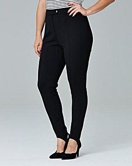 Simply Be Stirrup Trousers