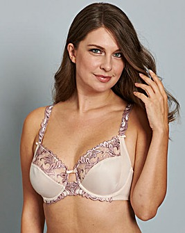 2 Pack Flora Full Cup Grape/Pink Bras