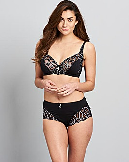 Amelie Embroidery Full Cup Bra