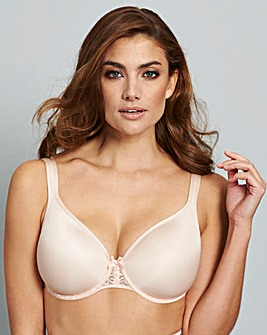 T-Shirt Wired Natural Bra