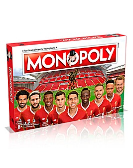 Monopoly - Liverpool FC