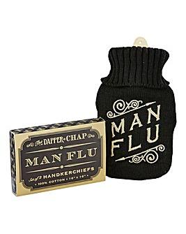 Dapper Chap Man Flu Survival Kit