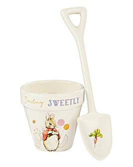 Flopsy Eggcup & Spoon