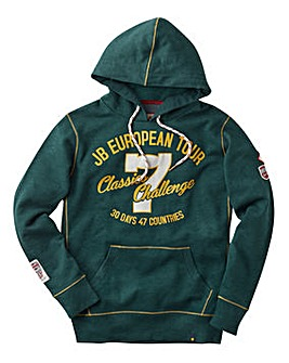 Joe Browns European Tour Hoody Regular